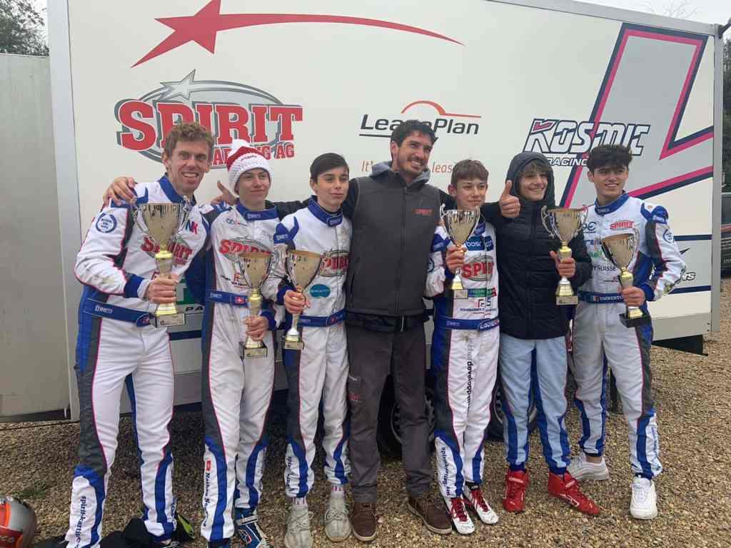 Partenariat Spirit Karting et Rohrbasser Driving School