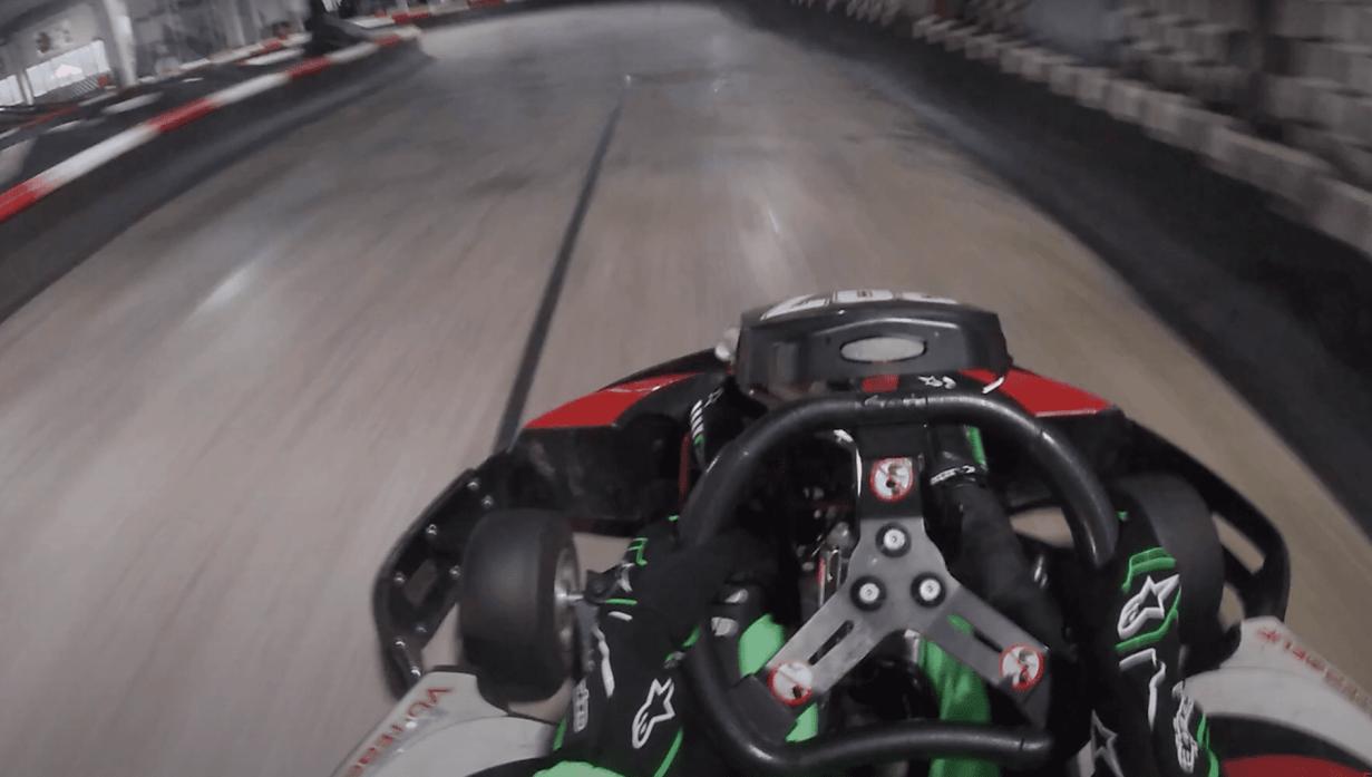 techniques pilotage karting