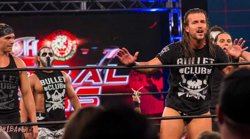 Interview: Adam Cole Discusses Free Agency, Bullet Club, Kenny Omega, NXT, & More