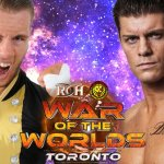 ROH 05/07/17 War of the Worlds Toronto Results