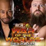 ROH 05/10/17 War of the Worlds Dearborn Results