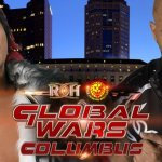 ROH 10/14/17 Global Wars 2017 Columbus Results
