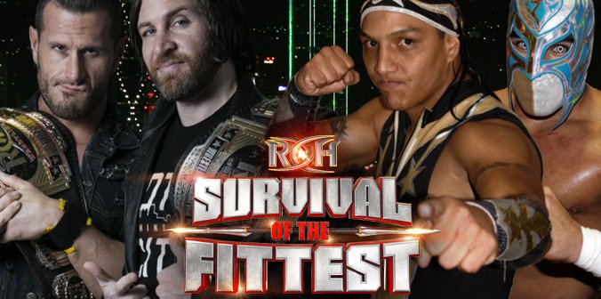 Full Line Ups for Survival of the Fittest 2017 Tour