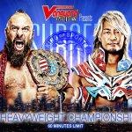IWGP US Title Match Set For NJPW Resurgence