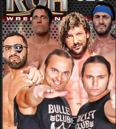 ROH 12/17/17 TV Review: The Elite vs. Rocky Romero and The Best Friends