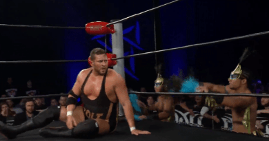 ROH 01/07/17 TV Review