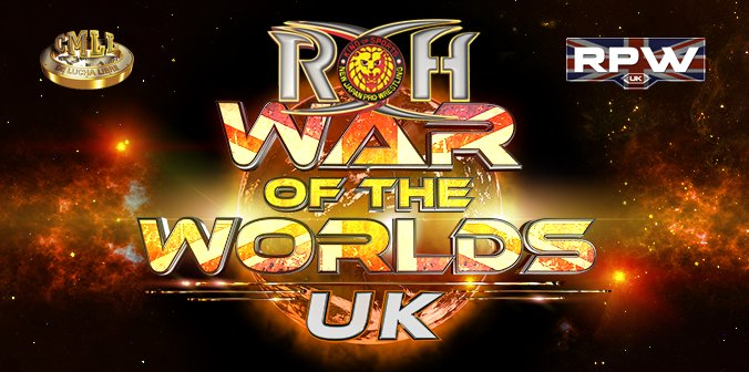 ROH War Of The Worlds UK: London Results