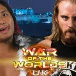 ROH 08/20/17 War of the Worlds UK Edinburgh Results