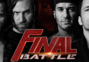 Updated Announced Matches for Final Battle 2017