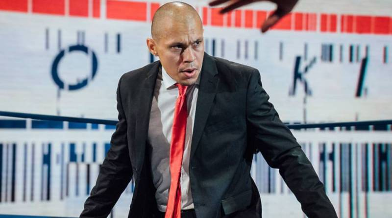 Low Ki on GFW, his time in ROH, NJPW, & More