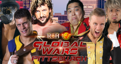 ROH Global Wars 2017 Pittsburgh Review