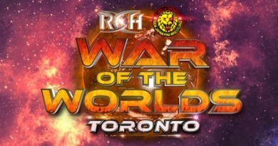 """ROH """"War of the Worlds-Toronto"""" Review"""