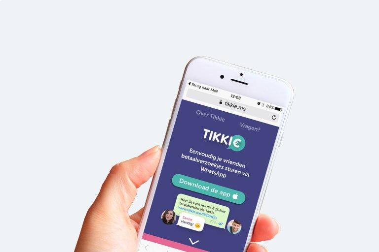 Privacy lek bij Tikkie: IBAN-nummers gebruikers in te zien