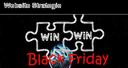 Black Friday Deal IWebsite Strategie