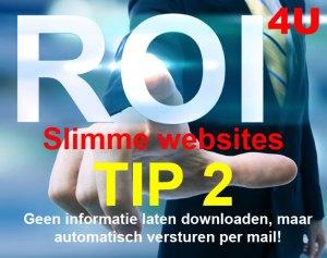 Slimme Websites TIP 2