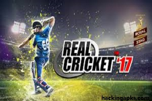 Real Cricket 17 Apk