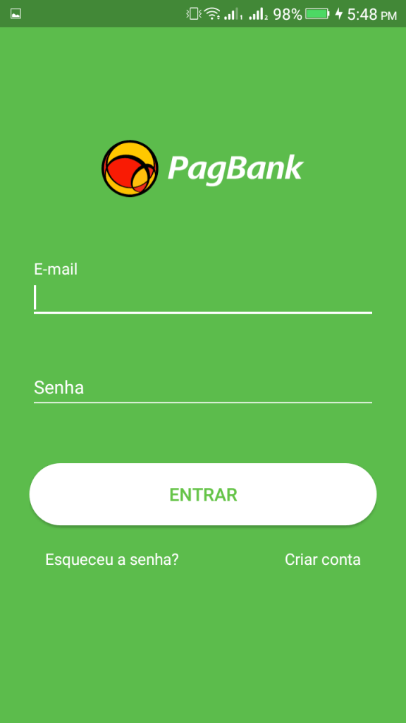 ScreenShot of PagBank Apk