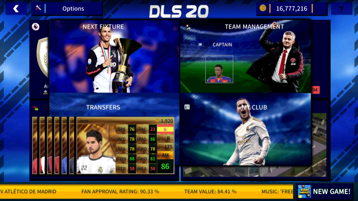 ScreenShot of DLS 2020