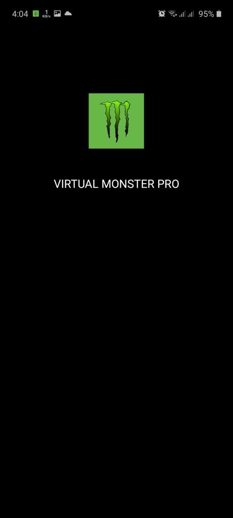 Screenshot of Virtual Monster Pro Apk