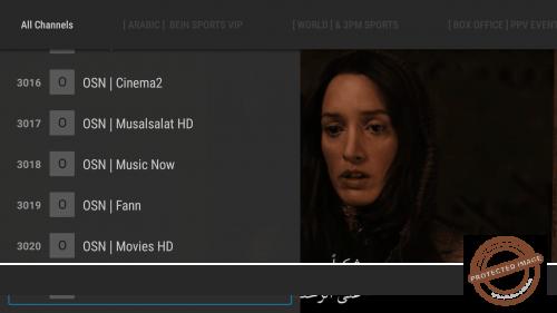 Screenshot of Zalindo TV App Apk