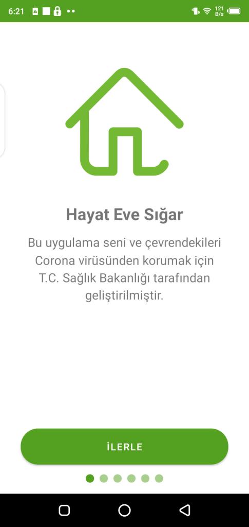 Screenshot of Hayat Eve Sigar Apk