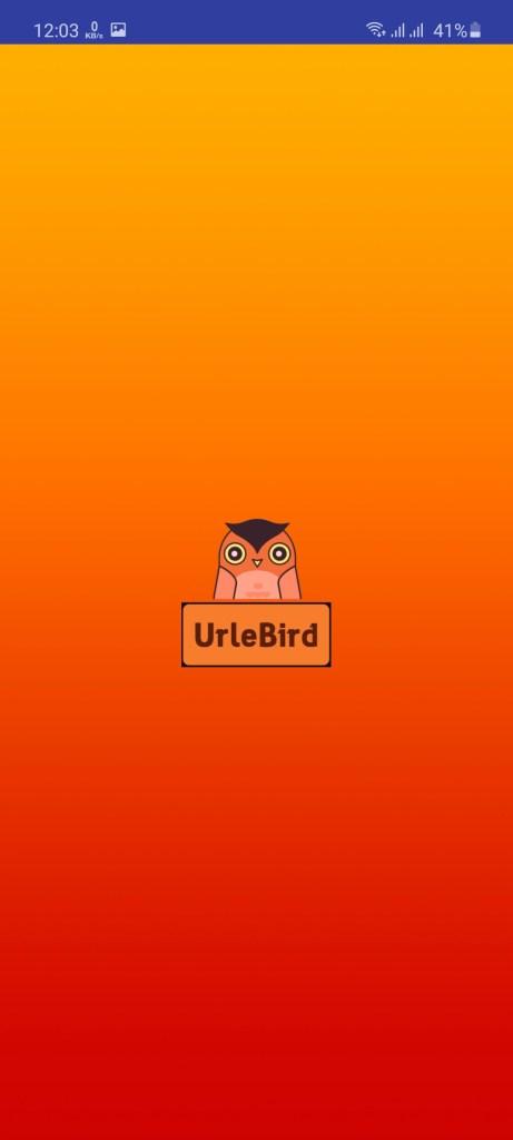 Screenshot of URLEbird Apk