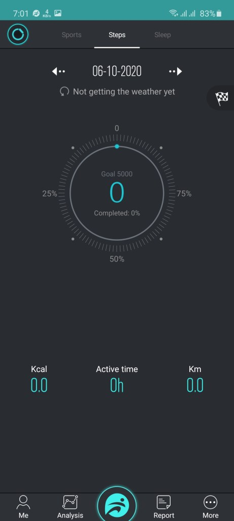 Screenshot of Fundo Pro App