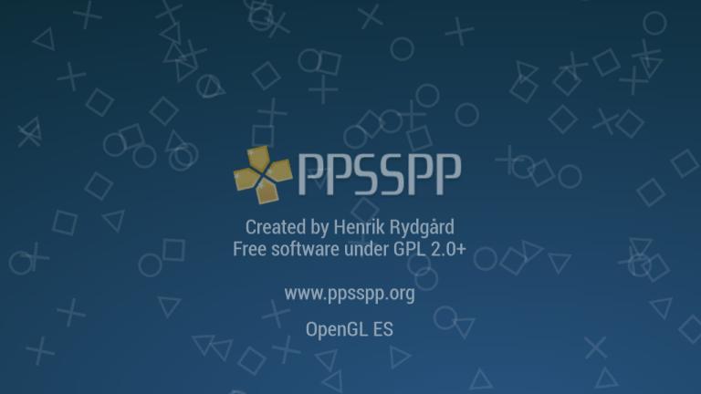 Screenshot of Golden PSP Apk