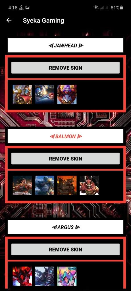 Screenshot of Syeka Gaming Injector