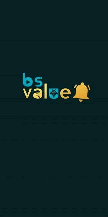 Screenshot of BS Value