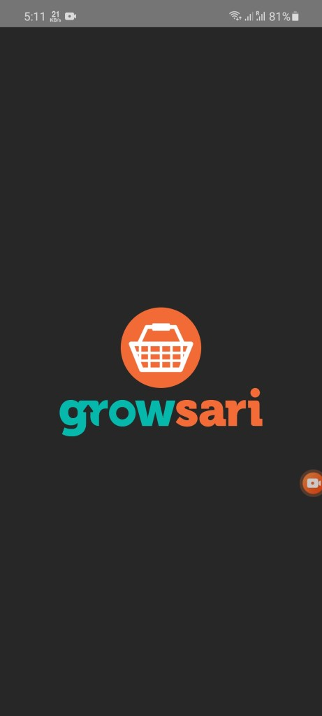 Screenshot of Growsari