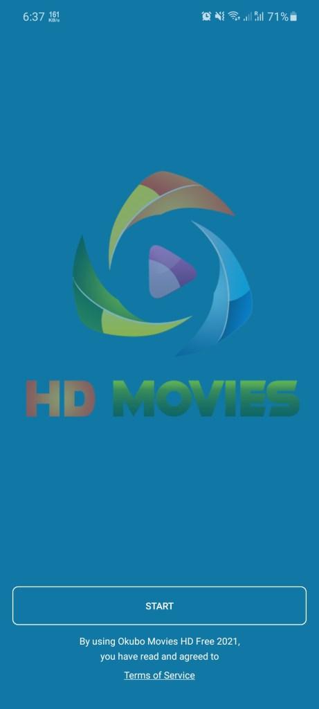 Screenshot of OKUBO MEGA HD