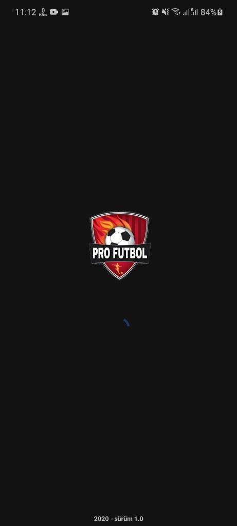 Screenshot of Pro Futbol TV Apk
