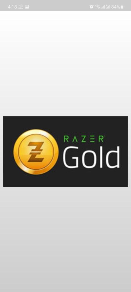 Screenshot of Razer Gold Apk