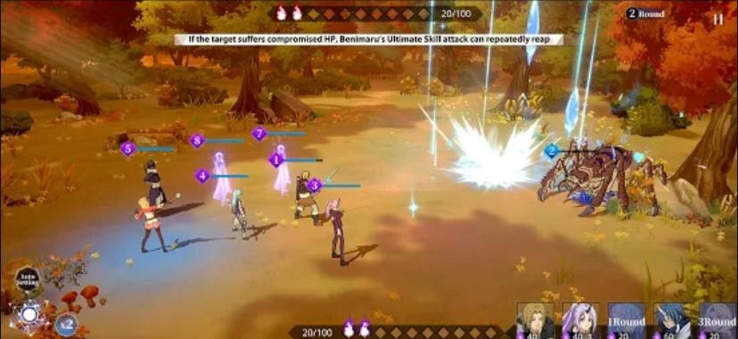 Screenshot of Tensura King of Monster Apk