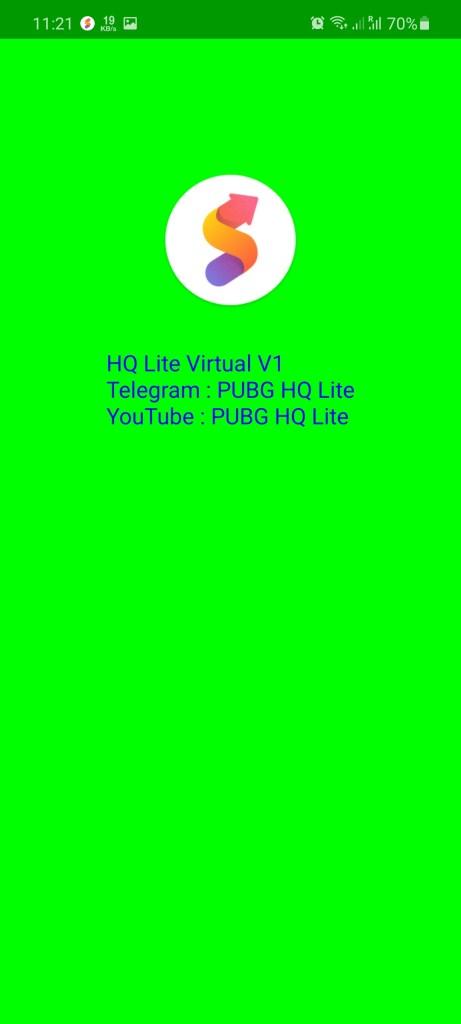Screenshot of Android 10 Virtual Apk
