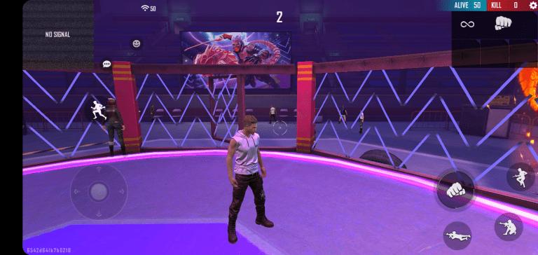 Screenshot of Free Fire The Cobra Apk