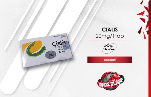 CIALIS RDN 2 qyks og 1