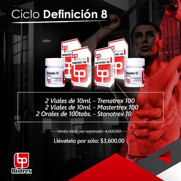 Biotrex Ciclo Definición8