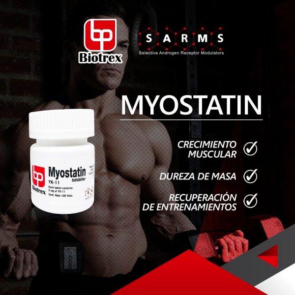 BiortexPostSarms myostatin copia