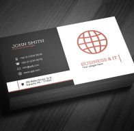 Business Card Template 4