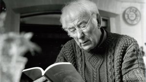 Irish Poet Laureate Seamus Heaney