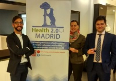 Los organizadores del Health 2.0 Madrid: Big Data en Sanidad
