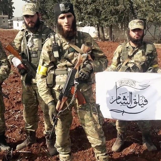 Erdogan instala aliados yihadistas en Afrin tras expulsar a