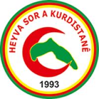 Media Luna Roja Kurda – Heyva sor a Kurdistané.
