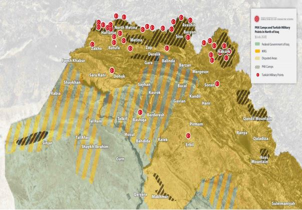 Evitar una nueva guerra en Kurdistán del Sur