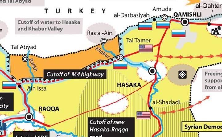 El frágil statu quo del noreste de Siria