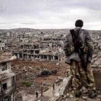 La reconstrucción de Kobane – Pensamientos de un anarquista kurdo