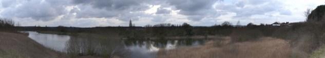 West end o' the Pond