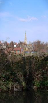 St John's spire